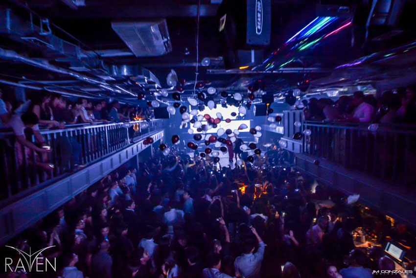 The newest club in Global Bonifacio City, Raven, just launched last Wednesday and got Icona Pop for their opening. Of course I attended and so did a lot of my friends (and folks). The place was jam-packed with people cheering, singing, drinking and dancing all night long! It was really a fun and unforgettable night- I think these pictures gave justice to my words. If you were there during the launch too, check out Raven's Facebook Fanpage and you might spot yourself in one of their albums! I can seriously say it's a huge club (and when I say huge, it can fit around 1,500 people!) and it isn't like any other clubs. Raven wants to change the Manila club scene by making it funner and better for everyone. They have LED lights on the dj's booth and ceiling and they're doing Las Vegas style bottle services that will surely catch everyone's attention in the club (this I can't wait to see). The best part? Each table has a designated server who's always there to help you out. No need to wait for a long time just to get ice, chasers, etc. They're just on soft opening and will be having a lot of things improved by next month for sure! I was able to go there last Saturday and despite everyone being there last Wednesday and Thursday, the place was still very much alive and partying! I'm sure this weekend will be better. So… see you there! Raven is located at Penthouse, W fifth avenue building in BGC.