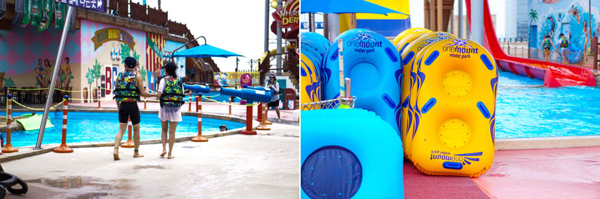 We dropped by One Mount Water Park first. I felt like a kid again- I didn't want to leave the play zone and if I could, I would try all the rides there! Look at all the fun rides!!! Everyone who will visit this place will definitely feel like a kid again.