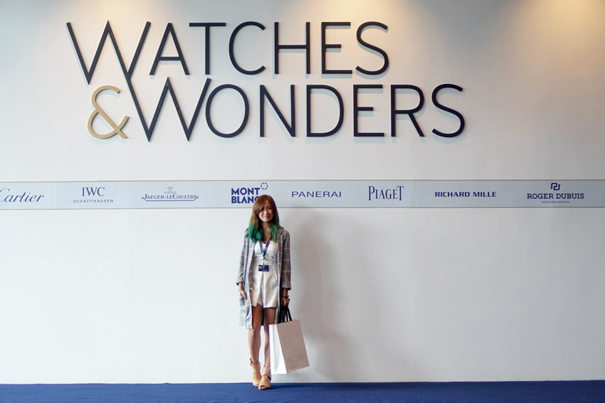 Thank you so much IWC for this wonderful trip and experience. I enjoyed all the events and exhibitions I've all tended. I also learned a lot about the wonderful history and the making of IWC's new midsize Portofino collection. Now I know why IWC is such a prestigious brand.
