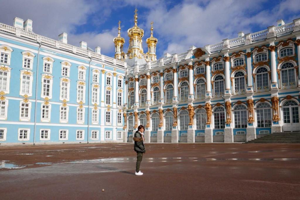 Catherine Palace St. Petersburg 1