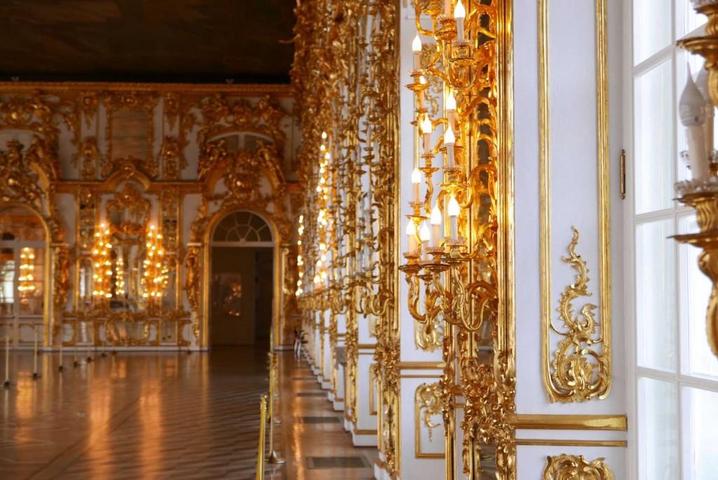 Catherine Palace St. Petersburg 10