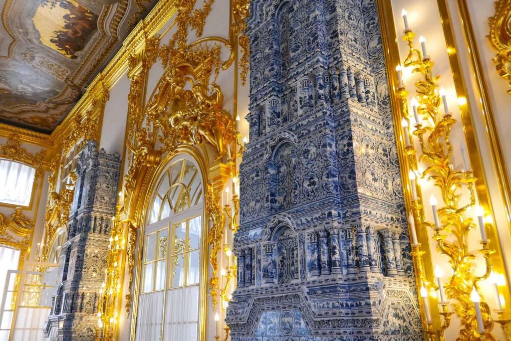 Catherine Palace St. Petersburg 12