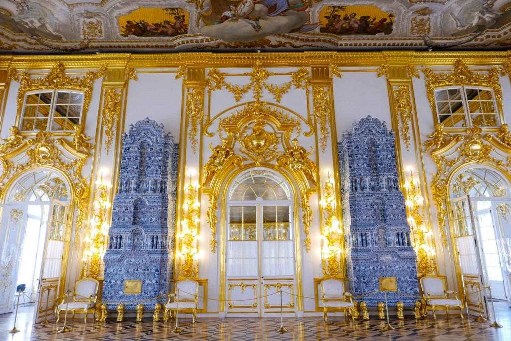 Catherine Palace St. Petersburg 13