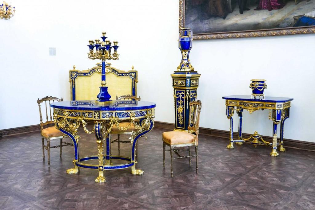 Catherine Palace St. Petersburg 17