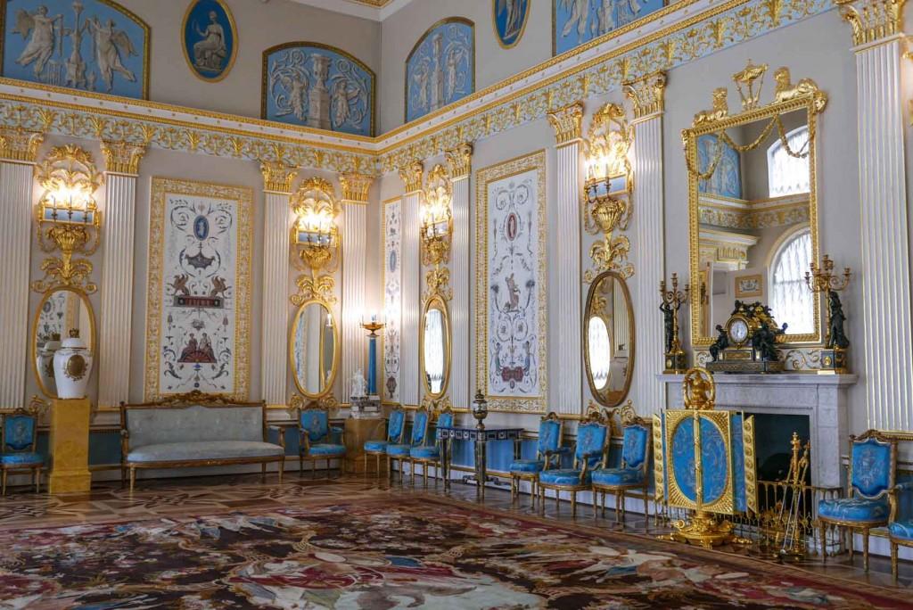 Catherine Palace St. Petersburg 19