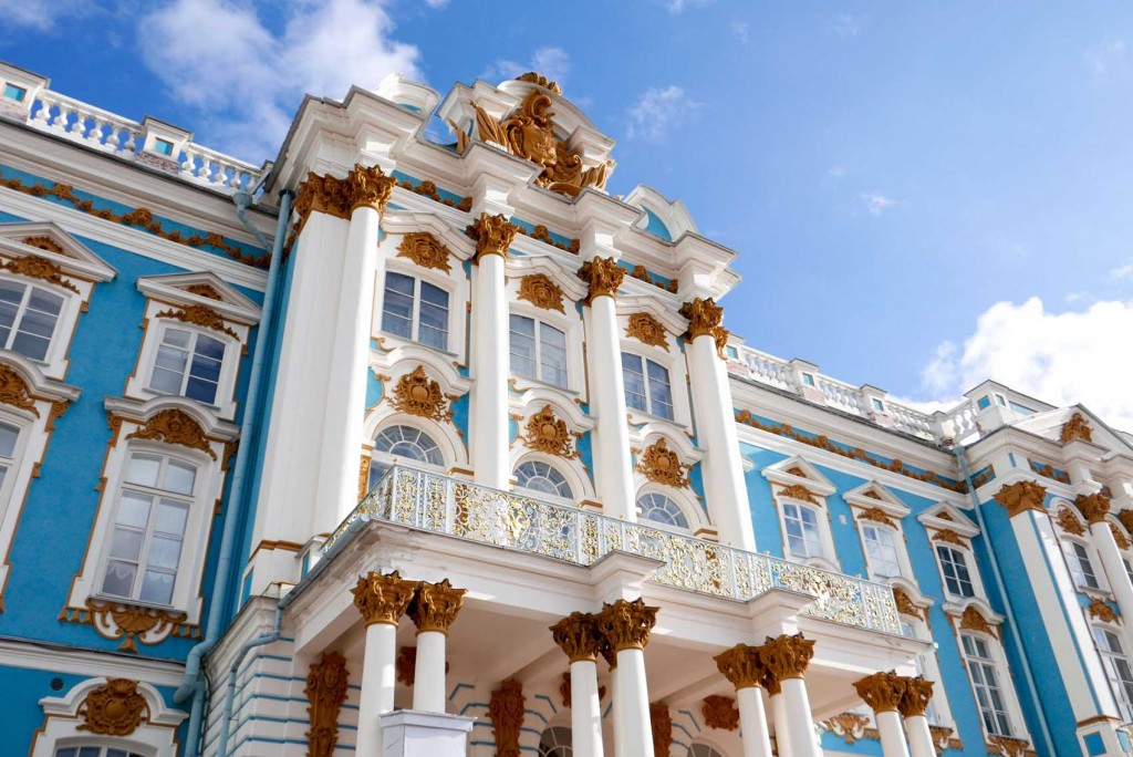Catherine Palace St. Petersburg 2