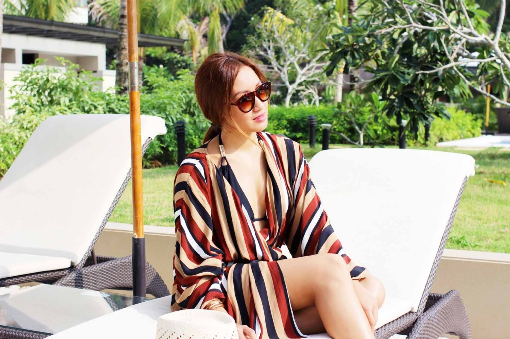 striped beach cover up 4
