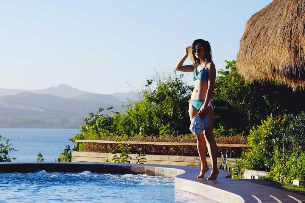 Scallop bikini 4