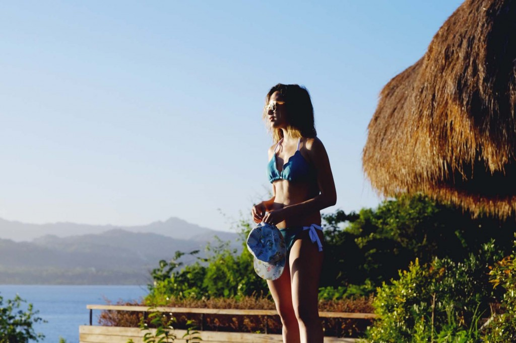 Scallop bikini 7