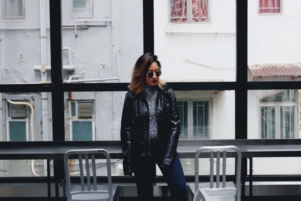 all black street style 3