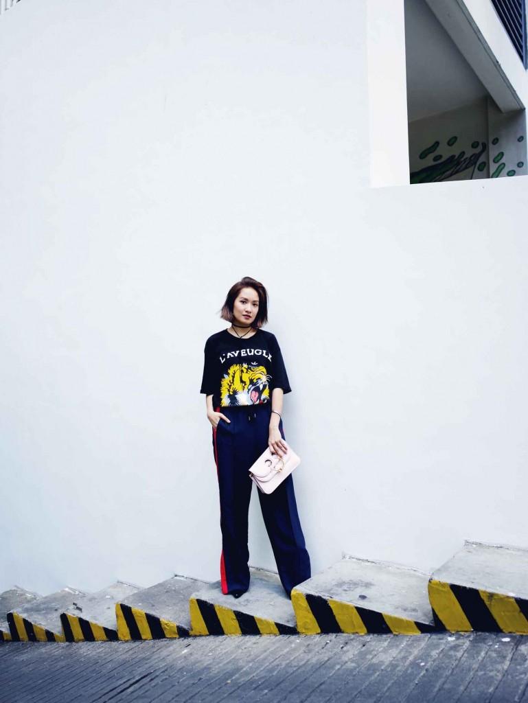 Gucci shirt street style 5