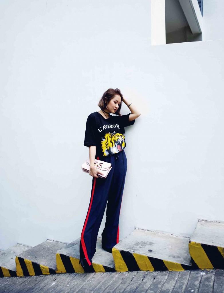 Gucci shirt street style 7