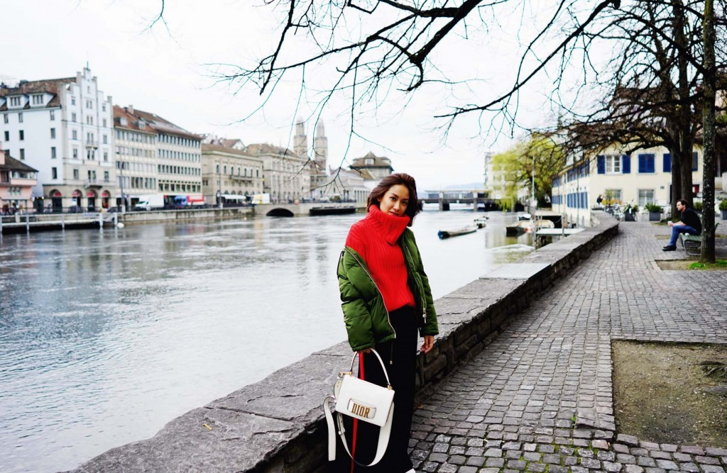 The following day, we went to Old Town wherein we got to see Zurich's oldest residential districts called Schipfe.