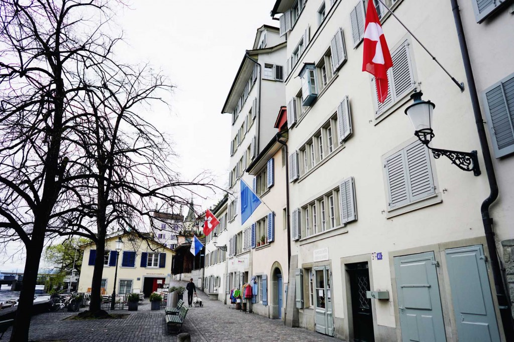 Switzerland Zurich 17