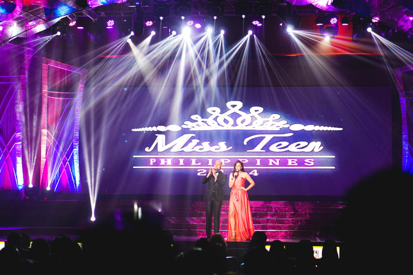 miss teen philippines 14 coronation night