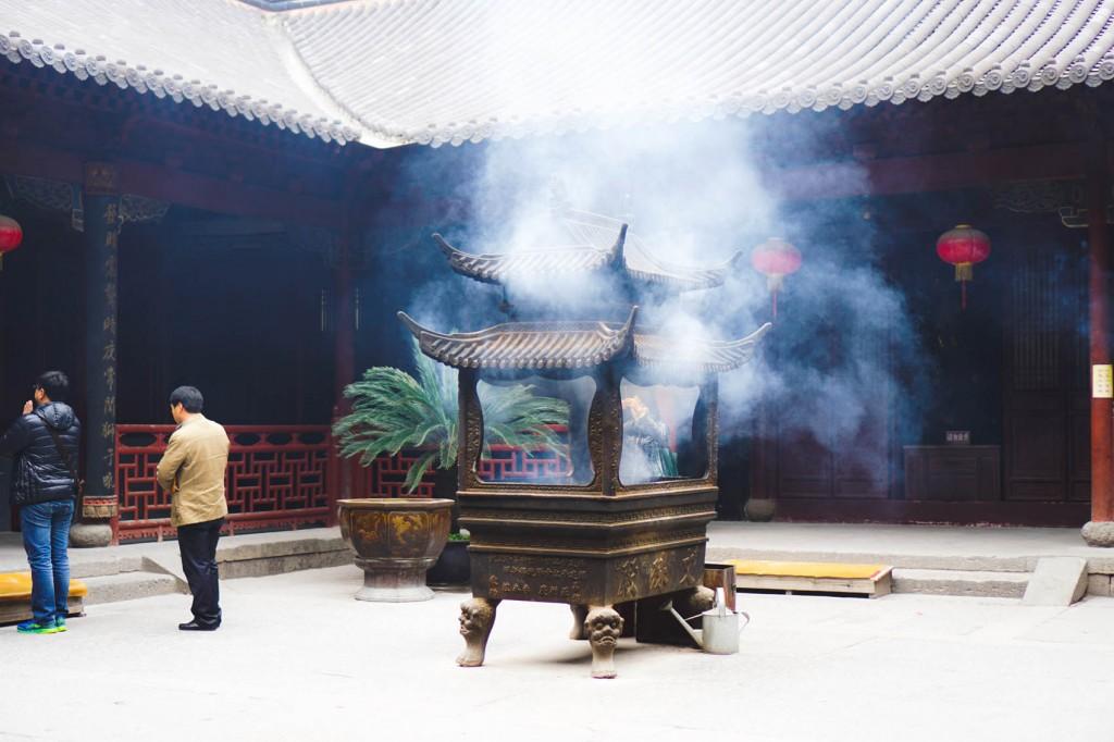 photo diary puji temple