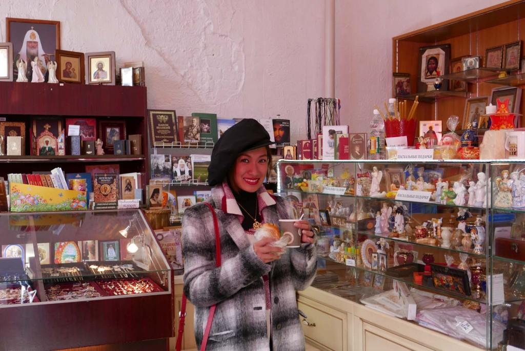 Moscow Travel Diary I