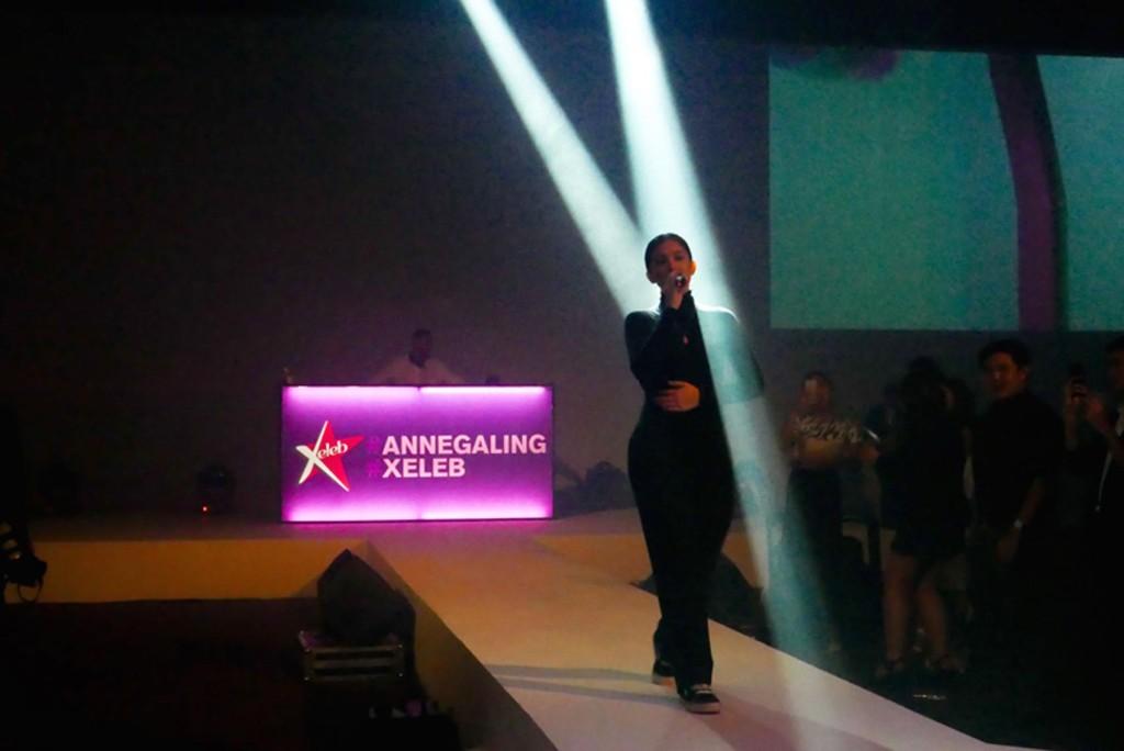 Xeleb x Anne Galing Launch