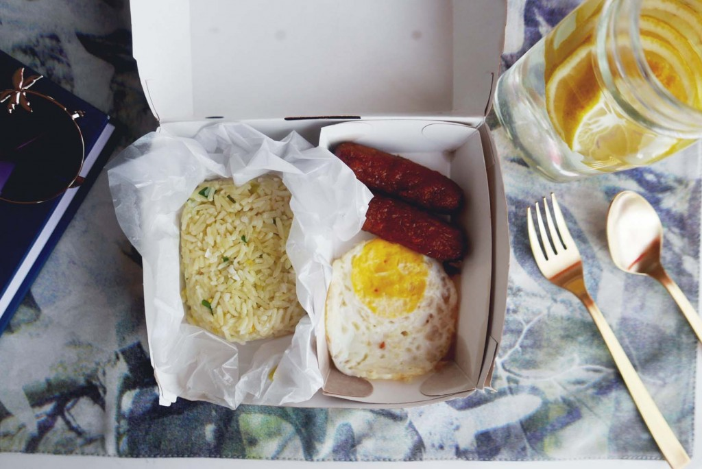 Chowking Breakfast Meals