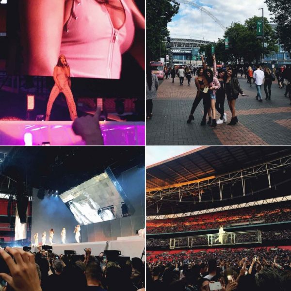Rihanna Anti World Concert London