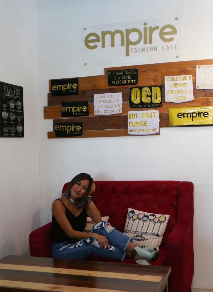 Empire Fashion Cafe
