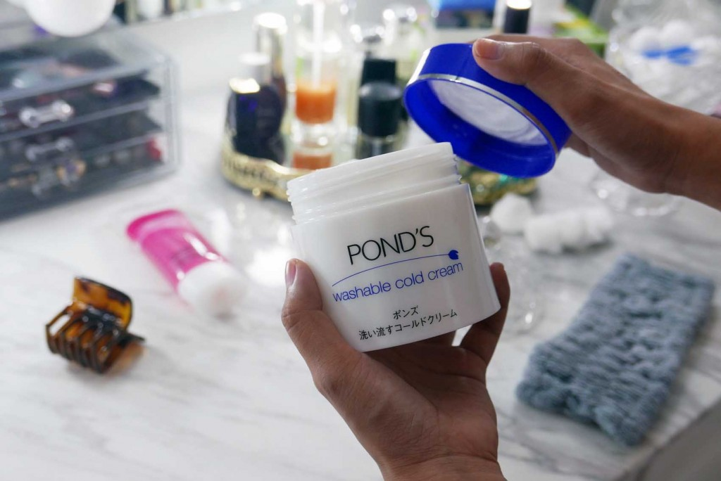 Ponds Washable Cold Cream