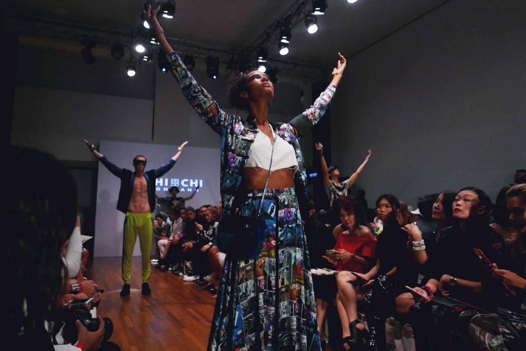 Singapore Fashion Week 2017 111