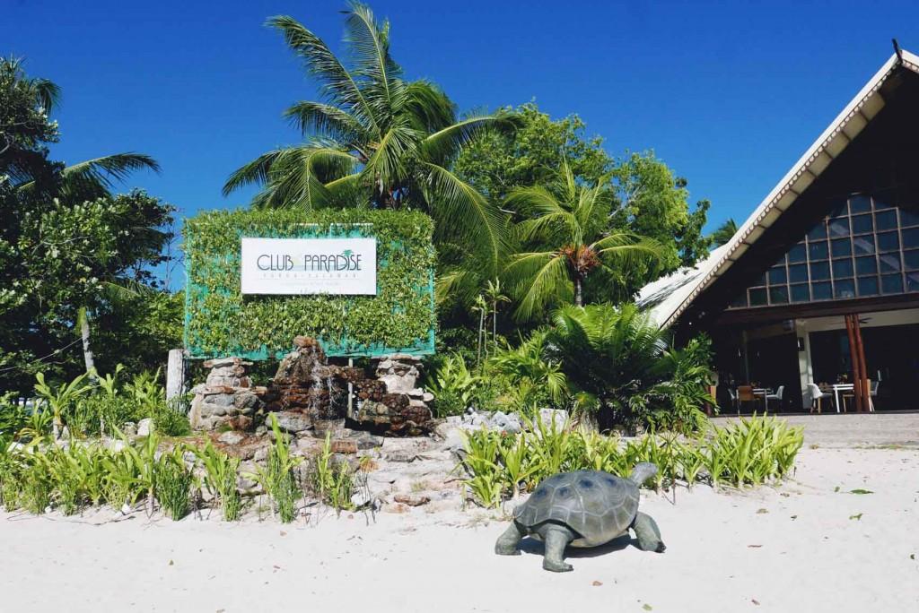 club paradise coron palawan