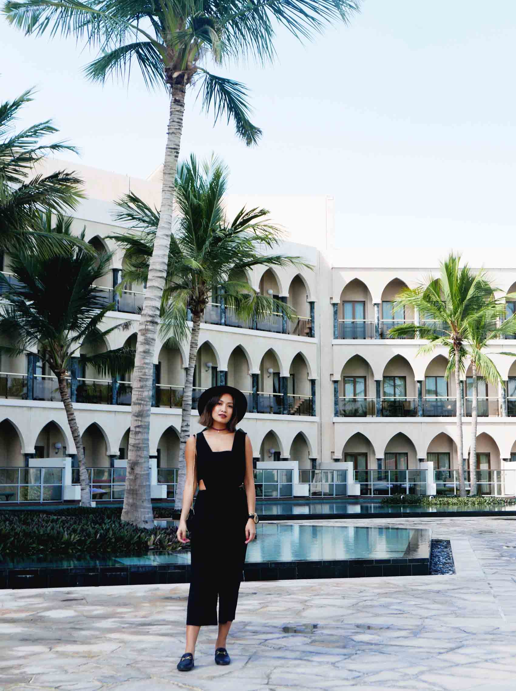 Al bustan Palace Hotel Oman 5