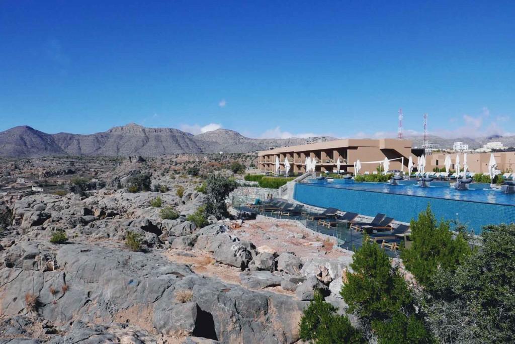 Anantara Al Jabar Al Akhdar Resort Oman 3