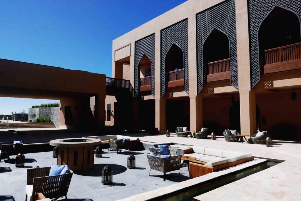Anantara Al Jabar Al Akhdar Resort Oman 4