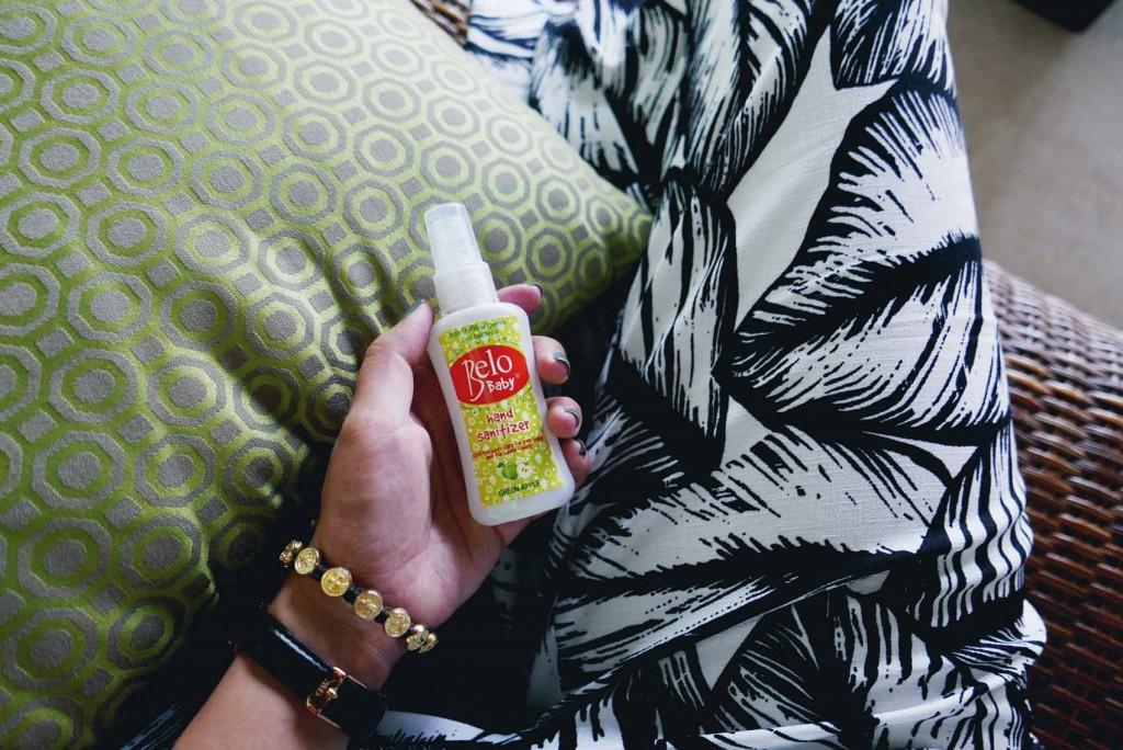Belo Baby Hand Sanitizer 7