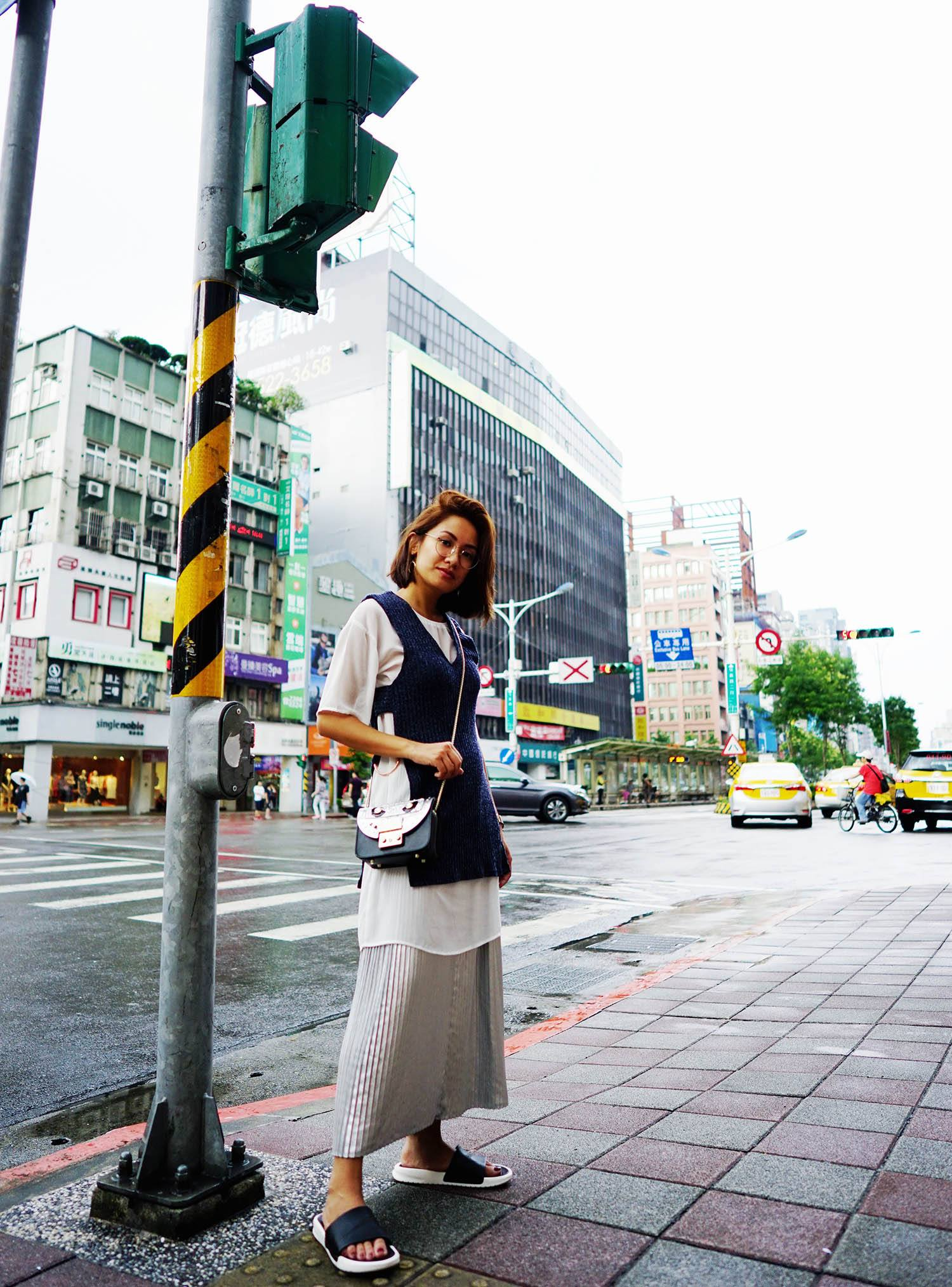 Taipei street style