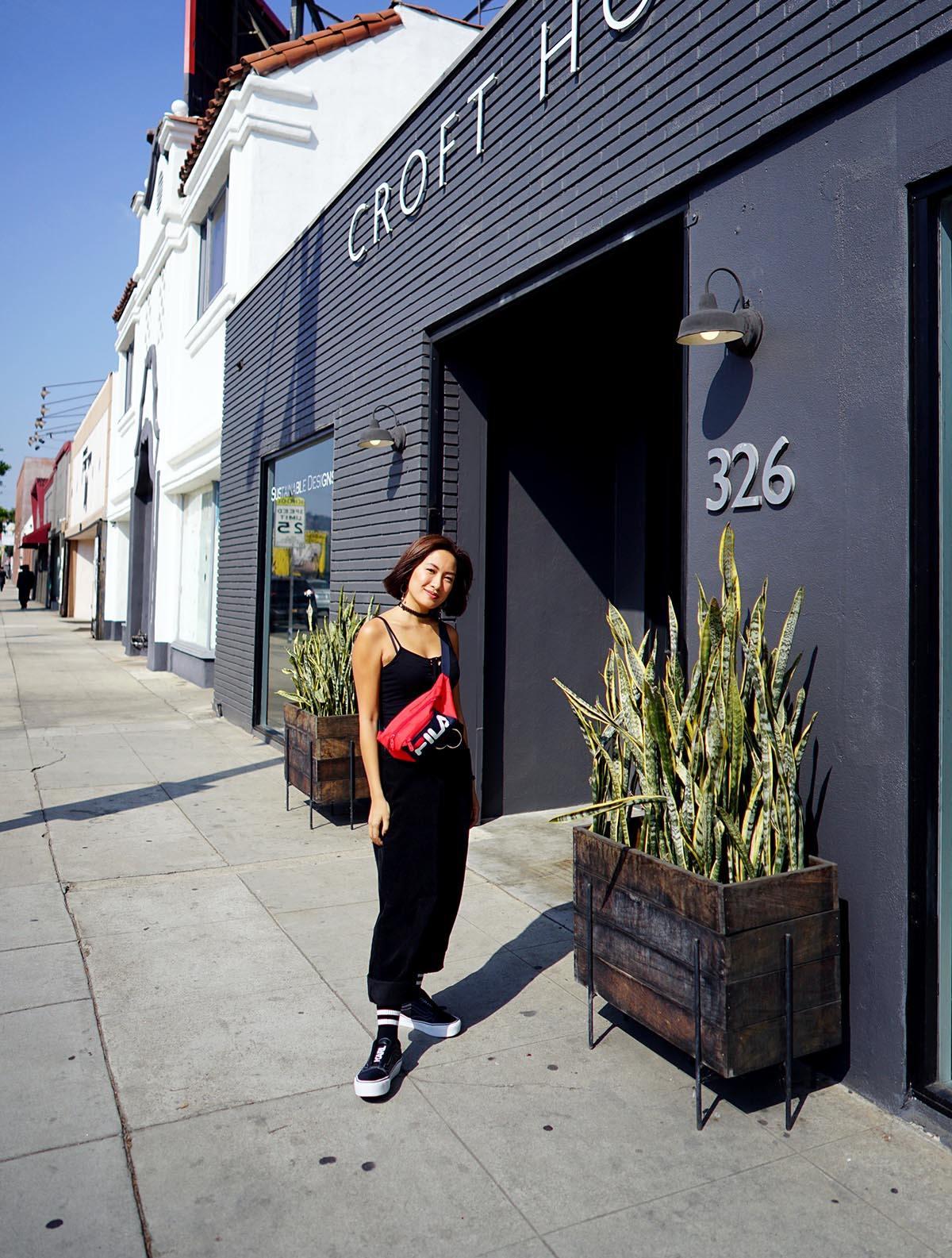 Los Angeles Fashion Style
